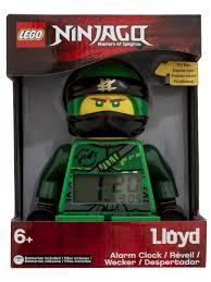 <b>Будильник</b> Ninjago Lloyd <b>Lego</b>. 7032697 в интернет-магазине ...
