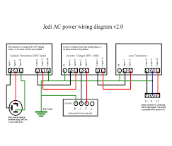 from my design to my installation new ac power system cruisers Isolation Transformer Wiring click image for larger version name ac power wiring diagram no bus bars jpg isolation transformer wiring diagram
