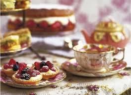 Vintage high tea food ideas
