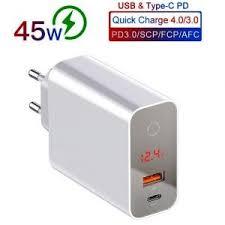 Сетевое <b>зарядное устройство Baseus Speed PPS Smart</b> ...