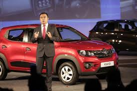 new car launches in chennaiRenault Kwid unveiled in India priced at 4700  The Financial