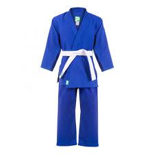 <b>Кимоно</b> дзюдо <b>Green Hill</b> MA-301, синий, р.0/130 — купить в ...