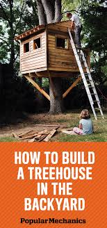 How to Build a Treehouse   Best DIY Tree HouseHow to Build a Treehouse in the Backyard