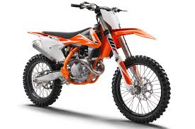 KTM Announces <b>2018</b> SX-F <b>Motocross</b> Bikes | <b>7</b> Fast Facts