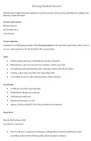 student resume template resume nursing student resume template nursing school nursing school resume nursing school resume school nurse resume sample