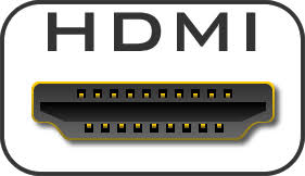 Resultat d'imatges de ICONO PNG 1 X HDMI