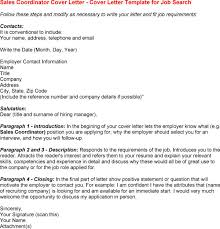 sell yourself cover letter examples resume badak sell yourself cover letter examples resume badak sales coordinator cover letter