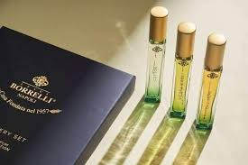 <b>Luigi Borrelli</b> Fragrances – Joel Warren