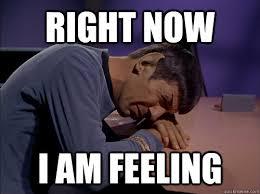 Sad Spock memes   quickmeme via Relatably.com