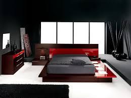 bedroom fancy big red bed design ideas at ravishing white floor design and cool black carpets bedrooms ravishing home