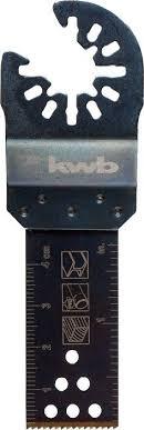 <b>Пильное полотно</b> для работы по металлу <b>kwb</b> 709250, 709250 ...