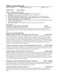 resume for medical office assistant healthcare resume example office assistant cv format unforgettable store administrative office assistant cv sample office assistant resume 2016 office