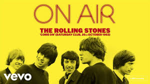 The <b>Rolling Stones - The Rolling Stones</b> - Come On (Saturday Club ...