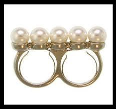 Resultado de imagen de anillos largos