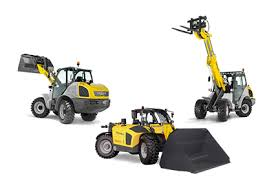 Kramer: Wheel loaders and telehandlers for construction and ...