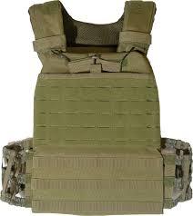 <b>Жилет</b> утяжелительный SWAT 14 кг <b>Original FitTools</b>, FT-SWAT-14 ...