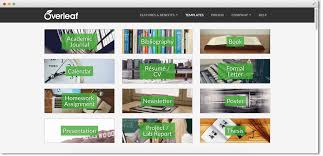 overleaf real time collaborative writing and publishing tools overleaf editor overleaf templates gallery