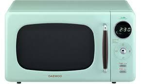 <b>Микроволновая печь Daewoo Electronics</b> KOR-669RM (Цвет: Mint)