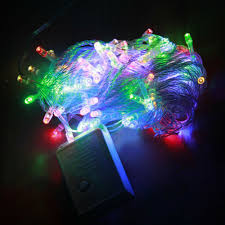 <b>10M</b> 110V 100 <b>LED LED String</b> lights Decor Festival Party Fairy ...