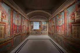 r housing essay heilbrunn timeline of art history the cubiculum bedroom from the villa of p fannius synistor at boscoreale