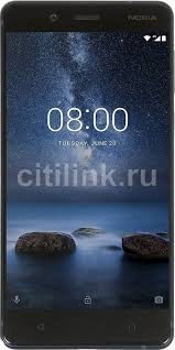 Купить Смартфон <b>NOKIA 8</b> Dual sim + <b>Чехол</b>, синий матовый в ...