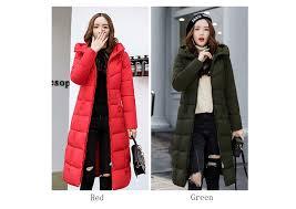 <b>PinkyIsBlack winter jacket women</b> hooded long parkas winter coat ...