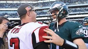 Eagles vs. Falcons key matchups, odds, picks: Carson Wentz, Matt ...