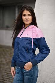 <b>Ветровка Nike цвет синий</b>, розовый