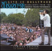 <b>Live</b> in Hollywood (<b>The Doors</b> album) - Wikipedia