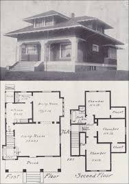 BUNGALOW STYLE HOUSE PLANS   FREE FLOOR PLANSBungalow Style  Original Publications from the Arts and Crafts Era