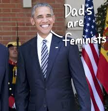 president obama explains exactly why he is definitely a     feminist    ads by kiosked  middot  barack obama