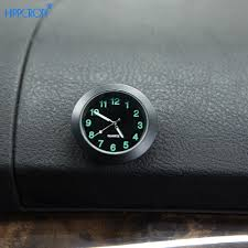Hippcron Car Clock For Car <b>Luminous Auto Gauge</b> Air Vent Quartz ...