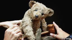 The great <b>teddy bear</b> shipwreck mystery - BBC News