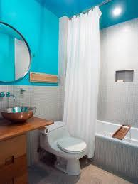 pics of bathroom designs: electric feel dp erica islas blue silver modern bathroom sxjpgrendhgtvcom