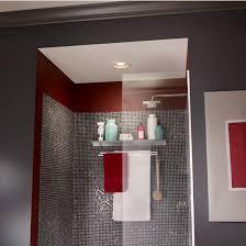 sensing bathroom fan quiet: view larger image broan  cfm recessed humidity sensing bath fan light