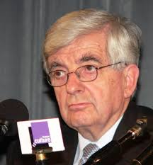 Intervention de M. <b>Jean-Pierre</b> Chevènement, Président de la Fondation Res <b>...</b> - Jean-Pierre_Chevenement_p1190782_cropped