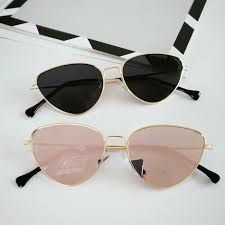Fashion Cat Eye Sunglasses <b>Women</b> Ocean Lens Eyewear <b>Hot sale</b> ...