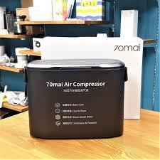 Купить <b>Автомобильный компрессор</b> Xiaomi <b>70mai Air</b> Compressor ...