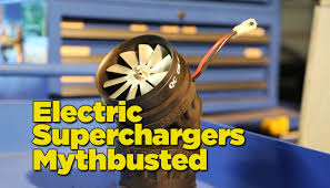 Electric SuperChargers Mythbusted - YouTube