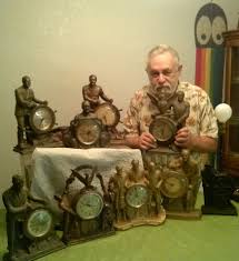my franklin delano roosevelt clocks by carl d agostino i know i my fdr clocks most of these and others not shown were made by two or