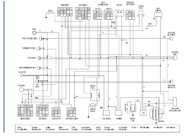 50cc moped wiring diagram foreign scooter repair wiring diagrams this pic shows the location of some of the components under