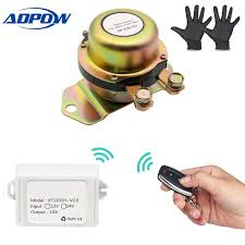 <b>ADPOW Remote Control Car</b> Truck Battery Master Switches 12V ...