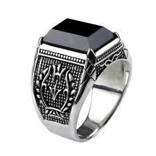 <b>Обсидиан кольца</b> для мужчин - огромный выбор по лучшим ...