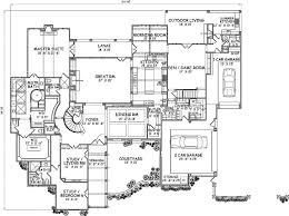 images about House plans on Pinterest   House plans  Modern    English Country Style House Plans   Square Foot Home   Story  Bedroom and Bath  Garage Stalls by Monster House Plans   Plan it   different