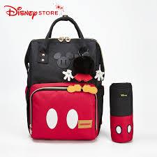 <b>Disney</b> Minnie Mickey Classic Style <b>Diaper Bags</b> 2PCS/SET <b>Mummy</b> ...