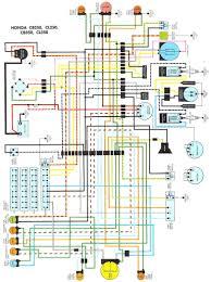 honda cb350 k4 wiring diagram honda wiring diagrams