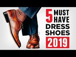 5 <b>Men's Shoe</b> Must Haves <b>2019</b>   AMAZING <b>Shoes</b> Every Guy ...