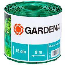 <b>Бордюр зеленый Gardena</b> 00538 купить для сада | цена <b>Гардена</b> ...