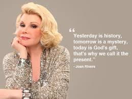Which Joan Rivers Quote Are You? | PlayBuzz via Relatably.com