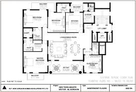 Floor Plans of DLF Express Greens DLF Express Greens Gurgaon DLF    Floor Plan of Sqft  Independent Floor